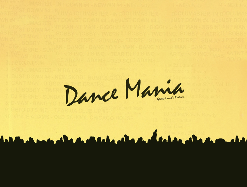 Dance Mania: A Musical History