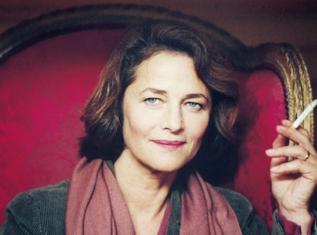 Watch Charlotte Rampling video