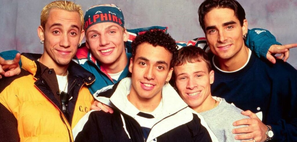 backstreet boys  5 Things You Probably Didn't Know About the Backstreet Boys