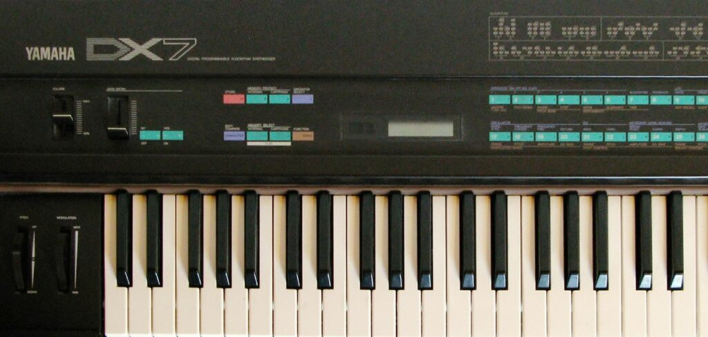 A Brief History of the Yamaha DX7 | Features | MN2S