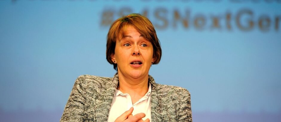Tanni Grey-Thompson at a corporate event as an after dinner speaker