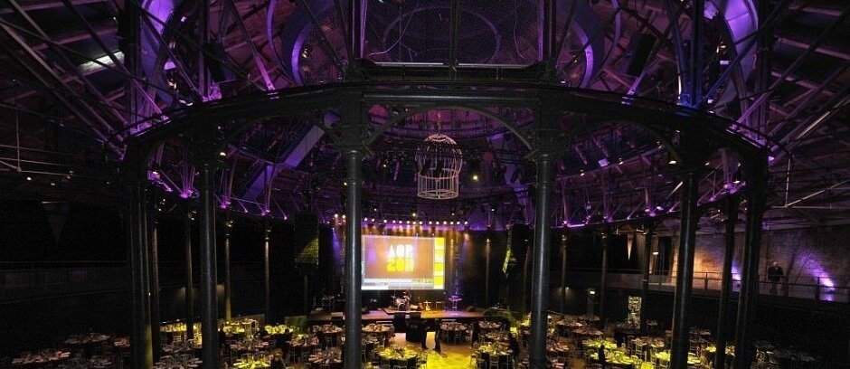 Roundhouse corporate events