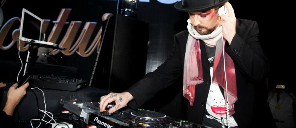 Corporate DJ 2 - Booking Agent