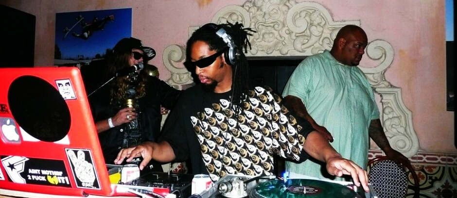 Corporate DJ 3 - Booking Agent