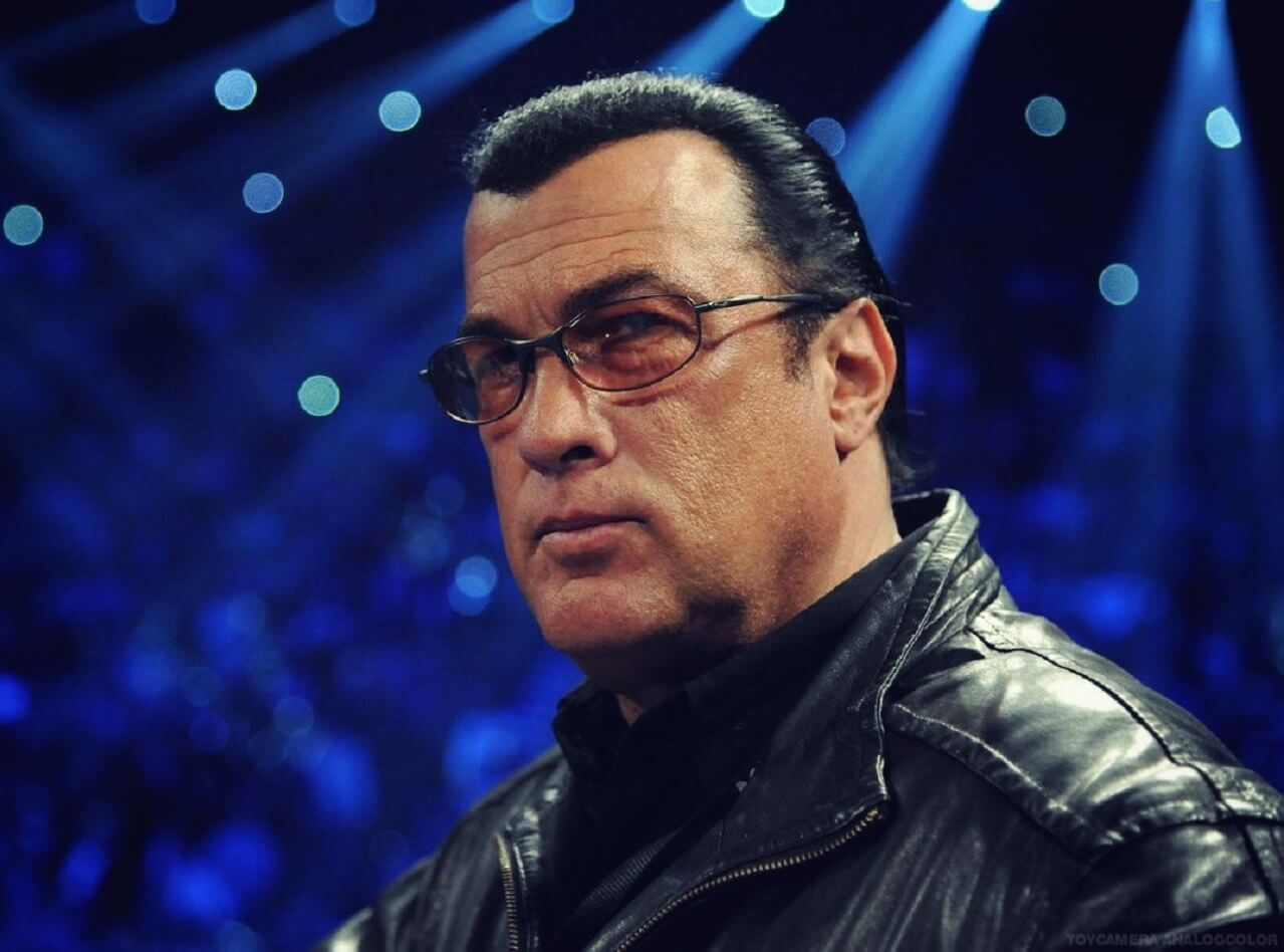 Steven Seagal Booking Agent Talent Roster Mn2s