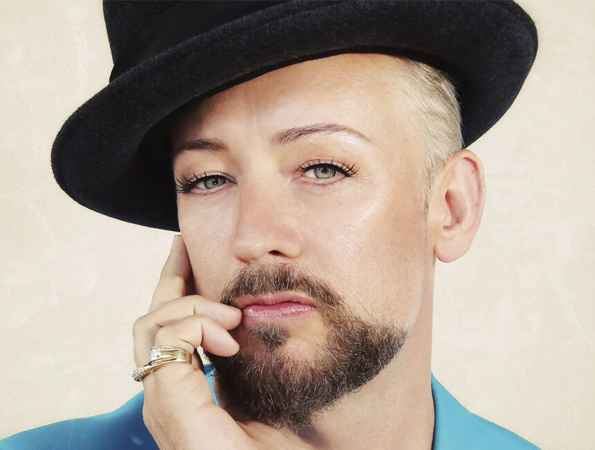 Boy George set to be the subject of new biopic