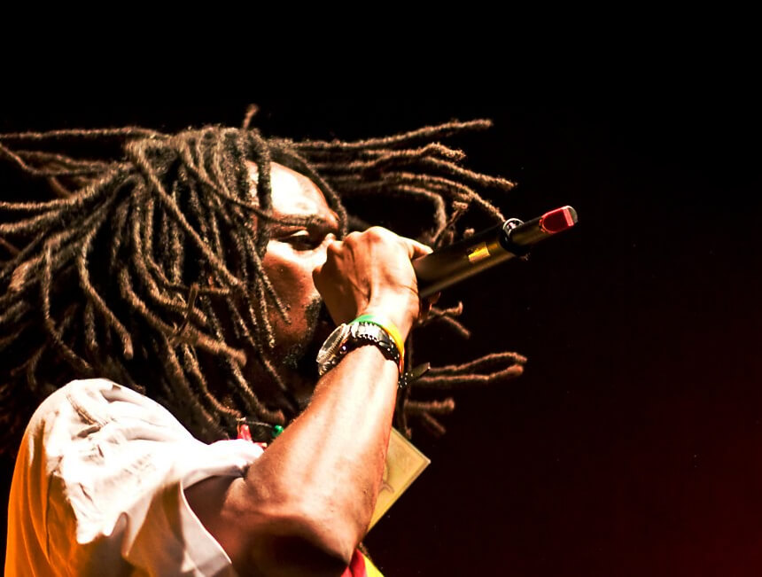 General Levy performs live session for Seani B on BBC Radio 1Xtra for International Reggae Day