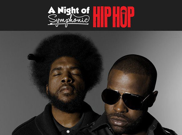Night of Symphonic Hip Hop