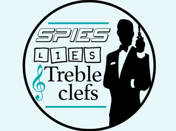 Spies Lies and Treble Clefs