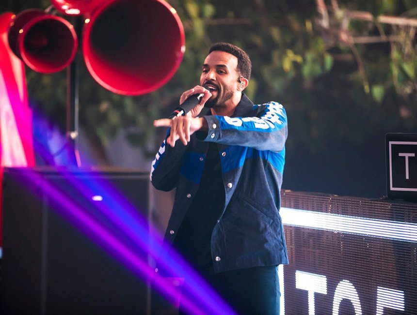 Craig David drops in at Barasti Beach for surprise 'House of Whatever' performance