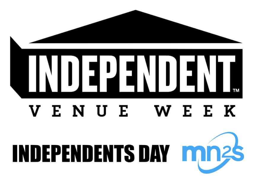 MN2S Programming Team attends Independents Day as part of Independent Venue Week
