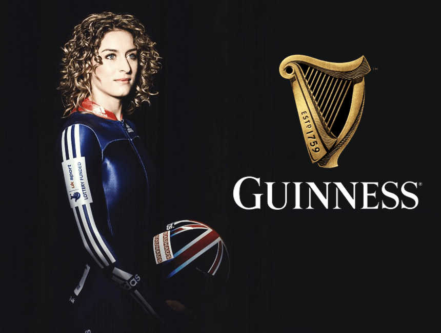 Amy Williams MBE and Keri-Anne Payne attend Guinness event aimed at inspiring inclusivity in sport