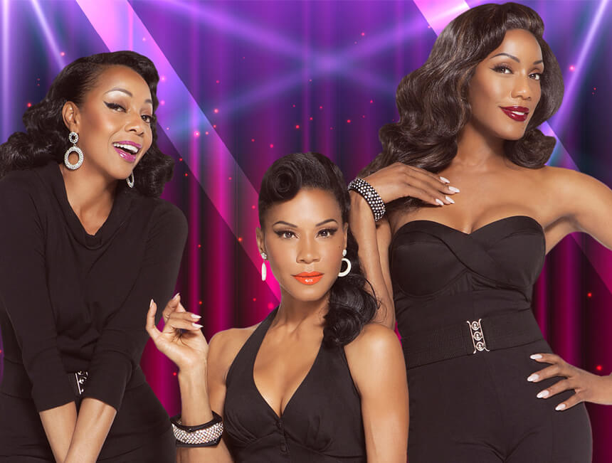 En Vogue perform on Jimmy Kimmel Live with Chance the Rapper