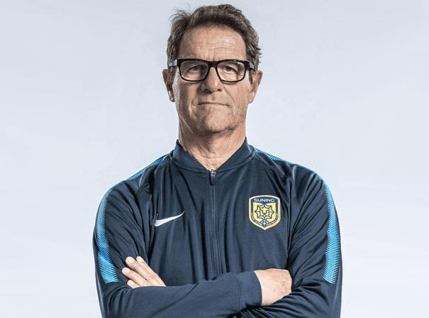 Fabio Capello   Booking Agent   Talent Roster   MN2S