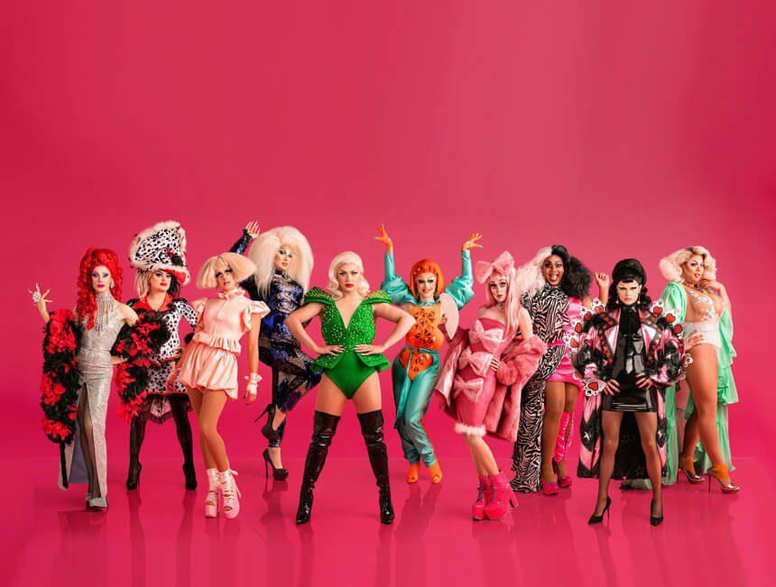 RuPaul's Drag Race UK debuts on BBC Three