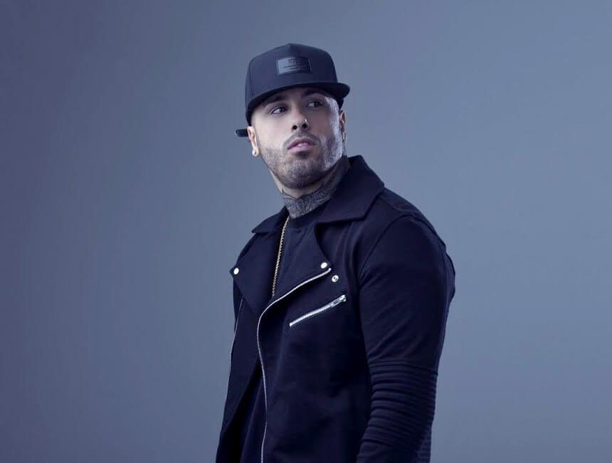 Nicky Jam reveals artwork and title for new album 'Intimo'