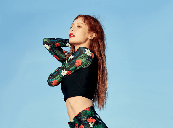HyunA | Booking Agent | Live Roster | MN2S