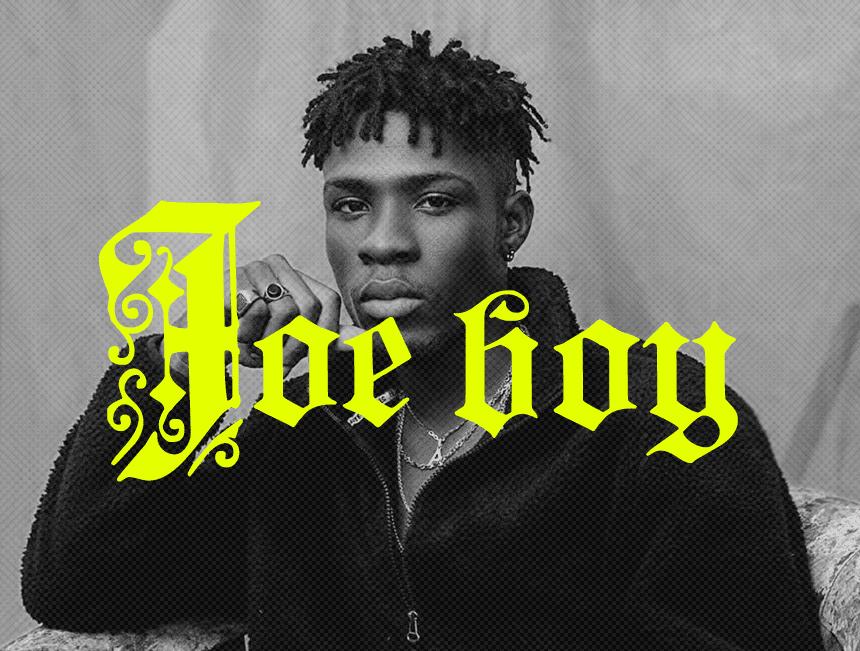 Rising: Joeboy