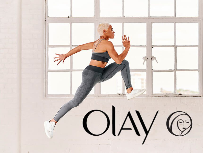 Jazmin Sawyers teams up with Olay and Young Women's Trust for #FaceAnything campaign