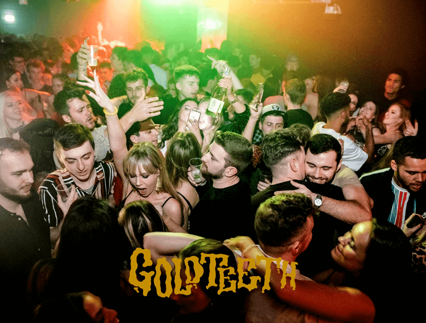 Gold Teeth talk standout sets, B2B telepathy and their tenth anniversary party