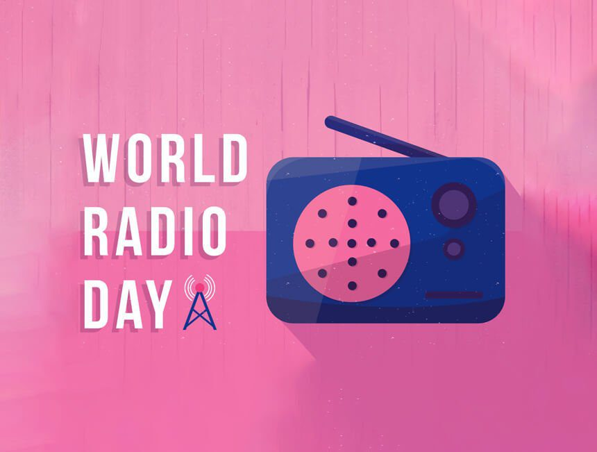 Join us in celebrating World Radio Day