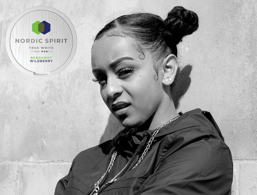 Paigey Cakey partners with Nordic Spirit