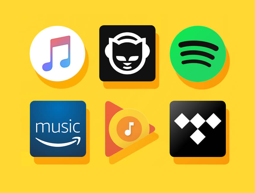 Revenue from streaming reaches 80% of all US music sales