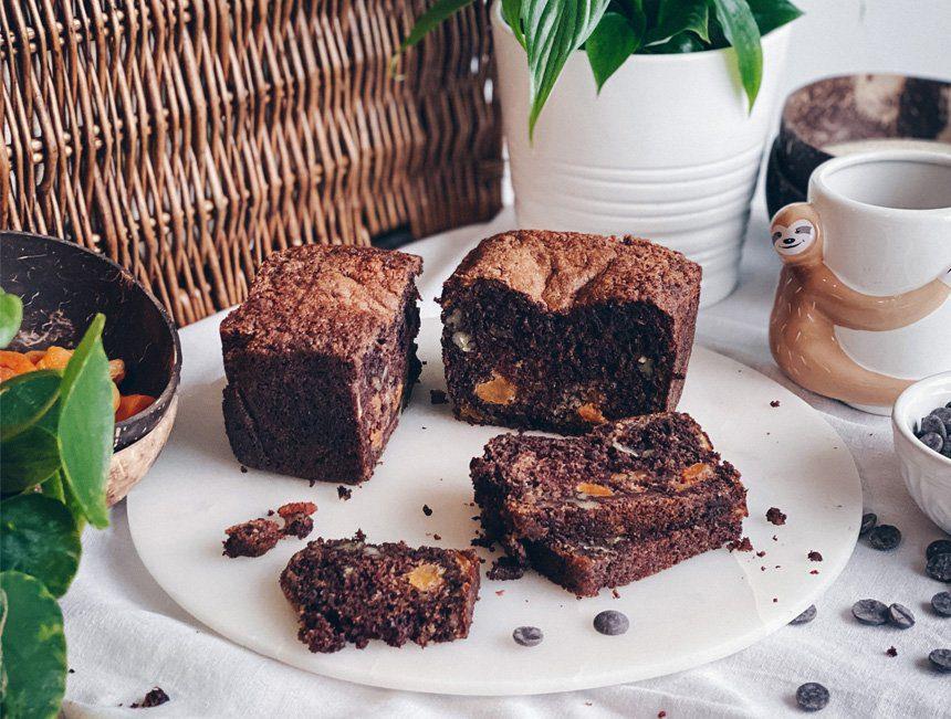 Ruby Bhogal's chocolate banana bread for GQ