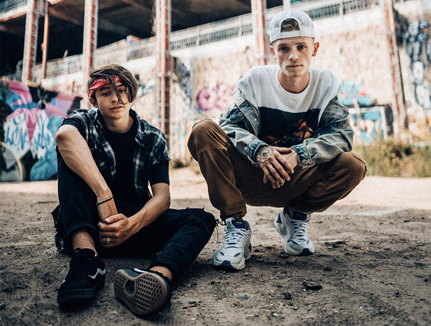 Bars And Melody featured in TIGERBEAT's #NEWMUSICFRIDAYROUNDUP