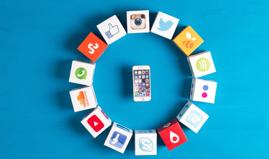 5 essential apps for building social media presence