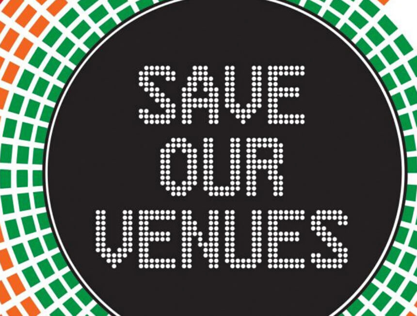 Music Beyond Mainstream teams up with #SaveOurVenues campaign  for virtual concert fundraiser