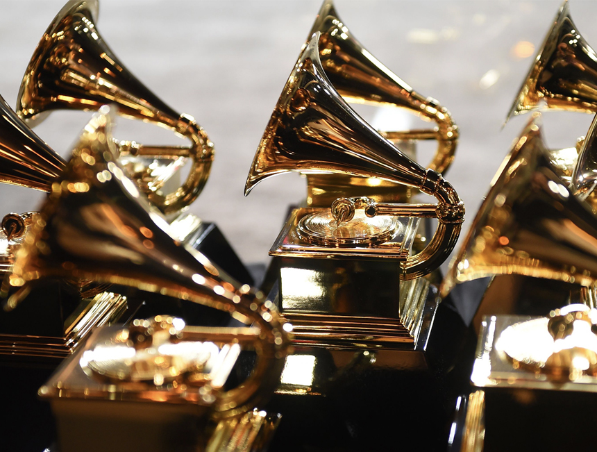 Recording Academy renames four Grammy Awards in a bid for greater inclusivity