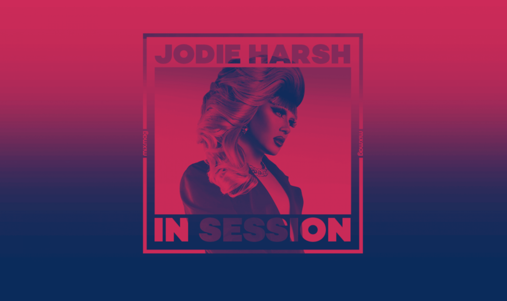 """Jodie Harsh delivers """"In Session"""" mix for Mixmag"""