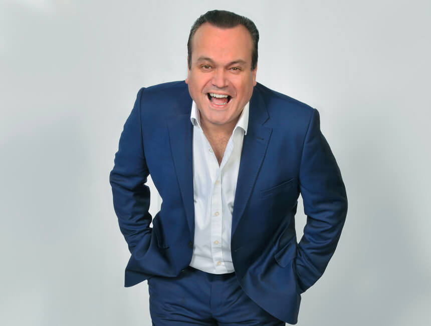 Shaun Williamson and Pot Noodle partner up to promote the Lost the Pot Noodle range