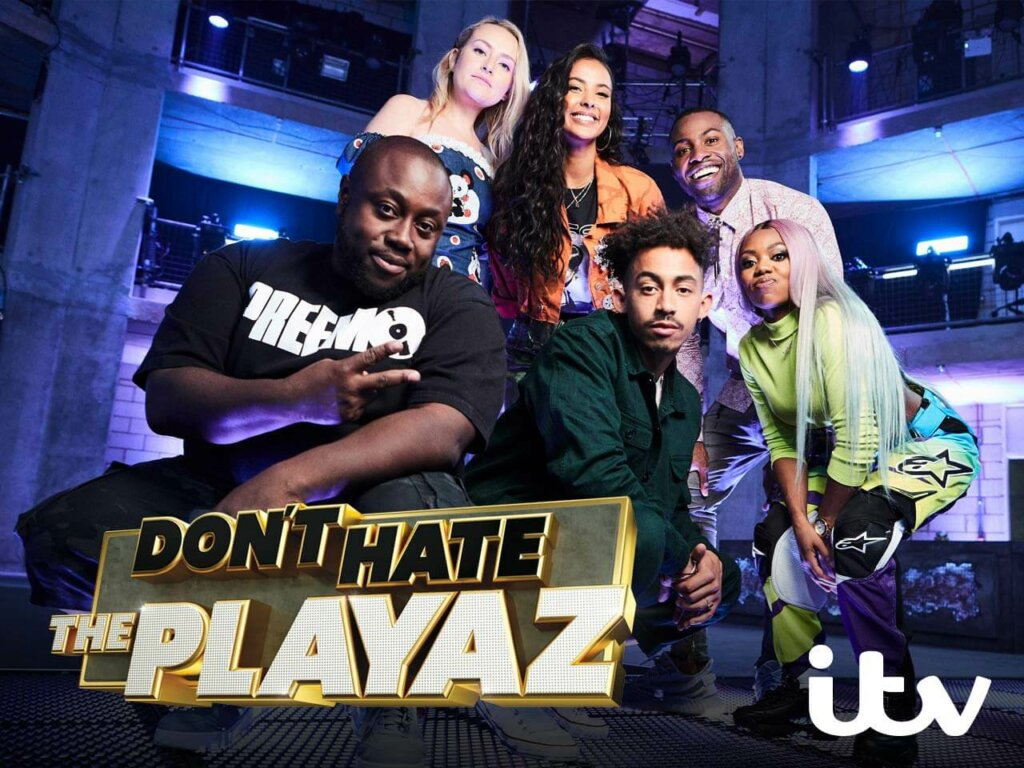 Sugarhill Gang appear on ITV2's Don't Hate the Playaz
