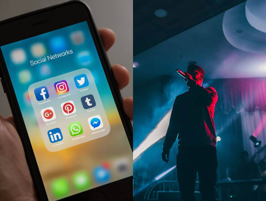 How to Build a Music Career in the Age of Social Media