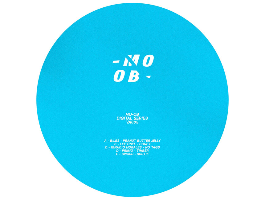 New Label Signing: MO-OB