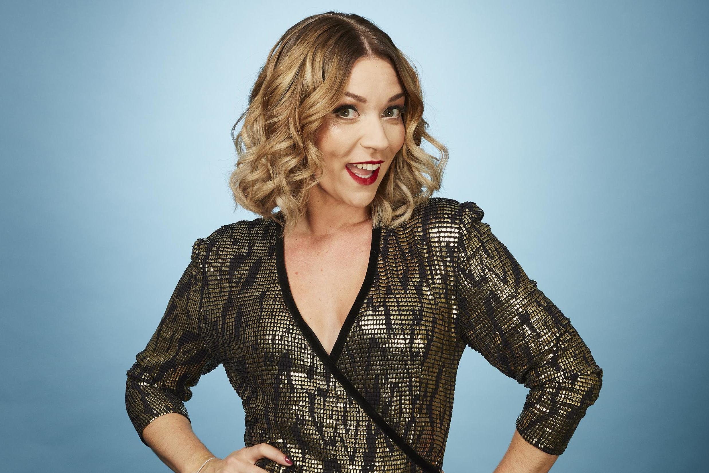 Candice Brown partners with Nationwide to support Britain's high streets