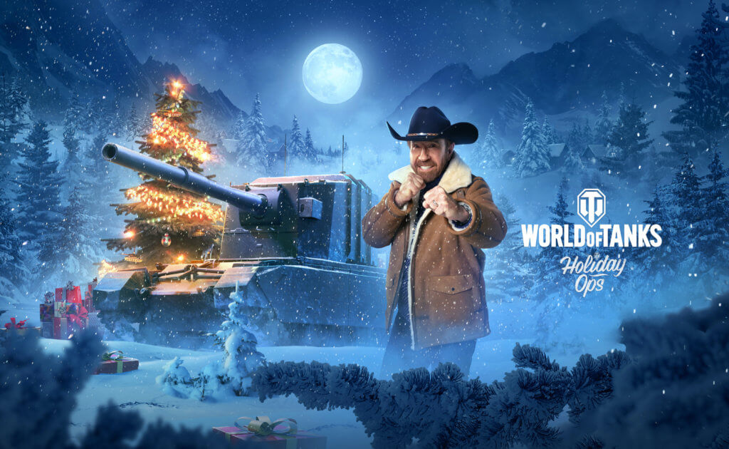 69592Chuck Norris Brings the Festive Cheer to World of Tanks PC for Wargaming
