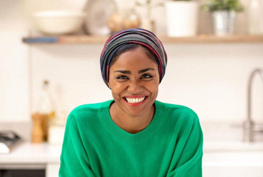 Nadiya Hussain MBE partners with The Body Shop for a live Zoom cook-along in aid of End Youth Homelessness