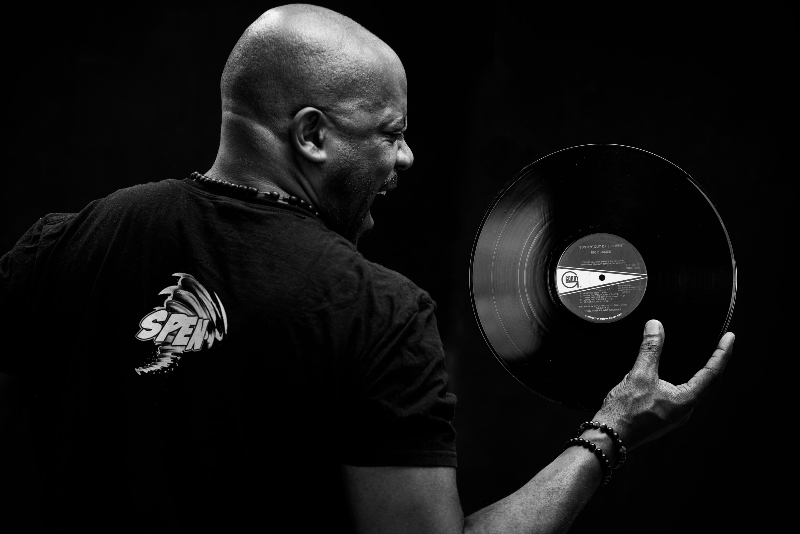 DJ Spen featured in DJ Times' Life in Lockdown series