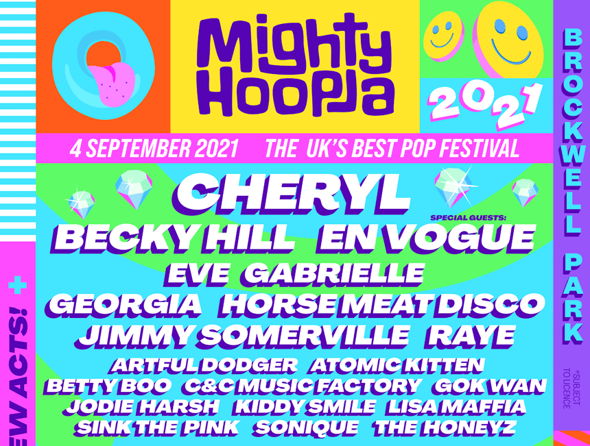 C+C Music Factory booked for Mighty Hoopla Festival