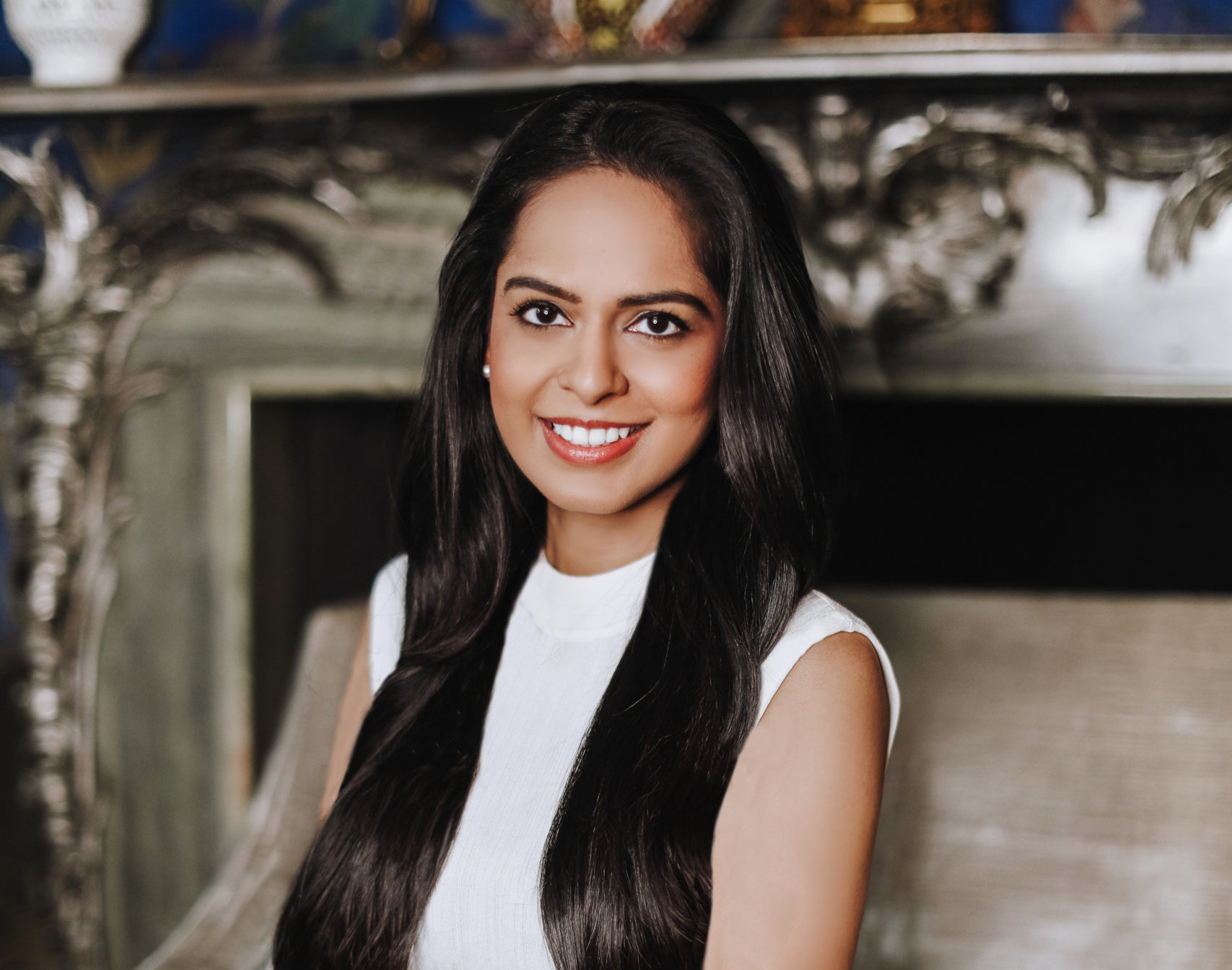 Dr. Reena Wadia featured on Vogue.com