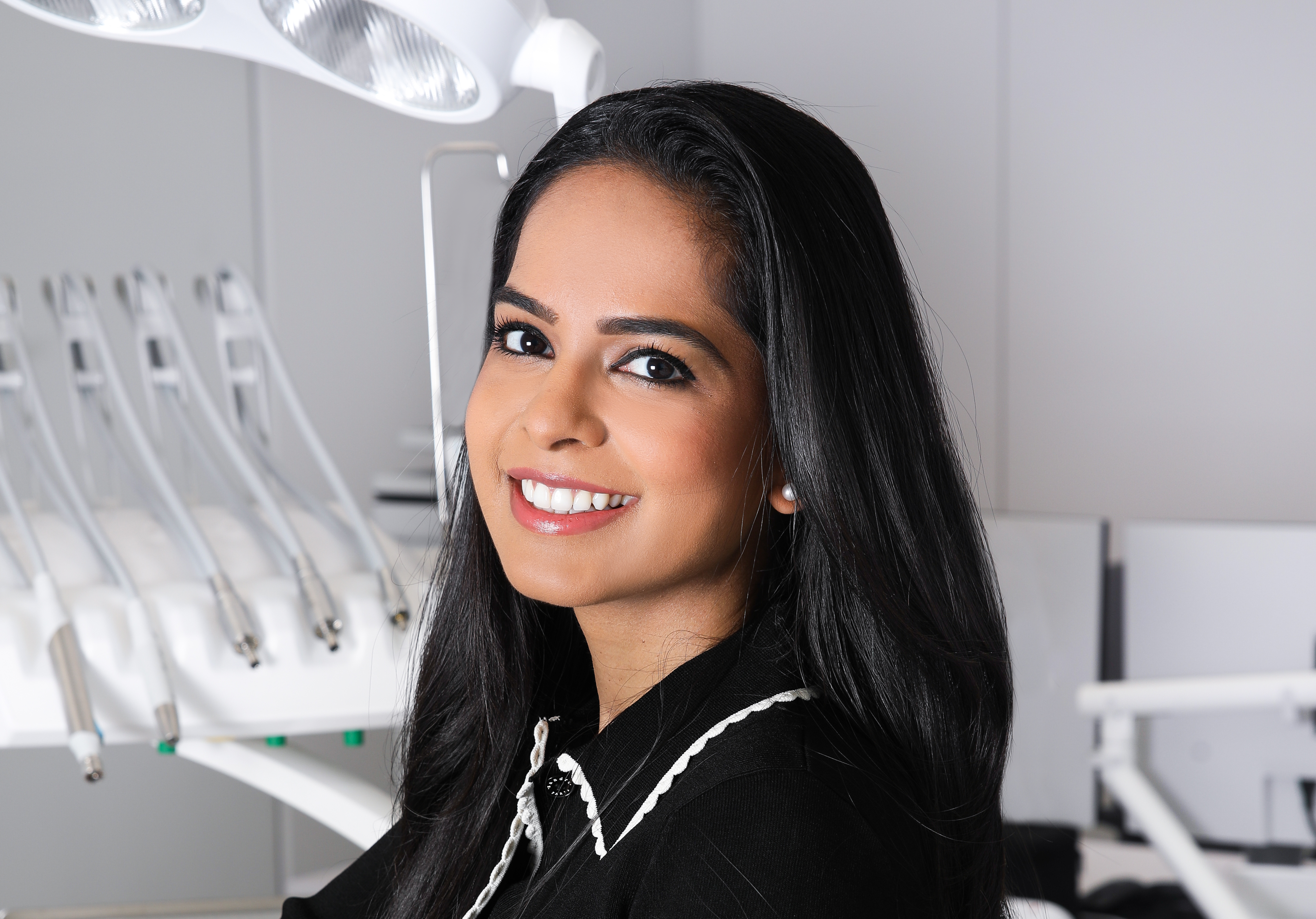 Dr. Reena Wadia featured by Glamour UK