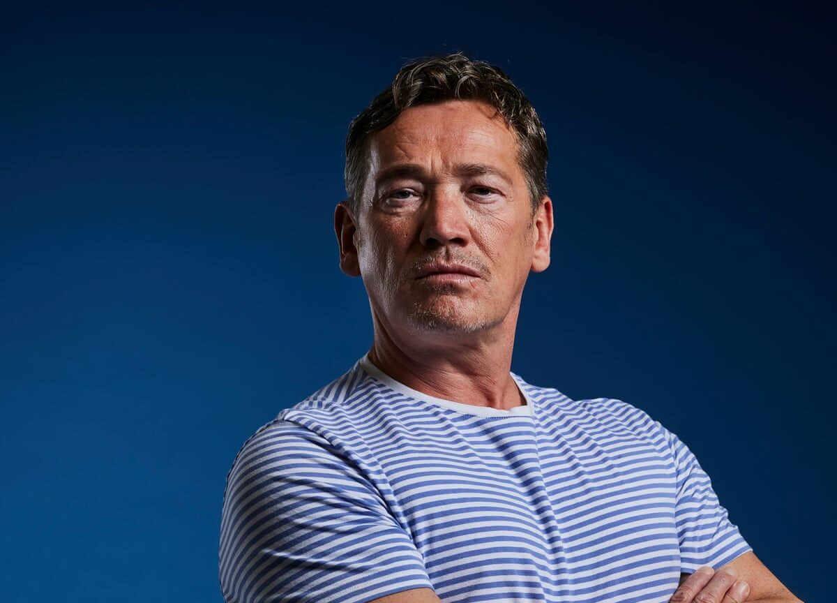 Sid Owen appears on BBC Sunday Morning Live